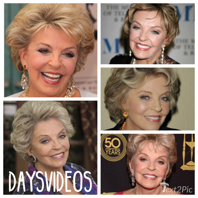 Happy Birthday to Susan Seaforth Hayes (Julie) who turns 74 today!