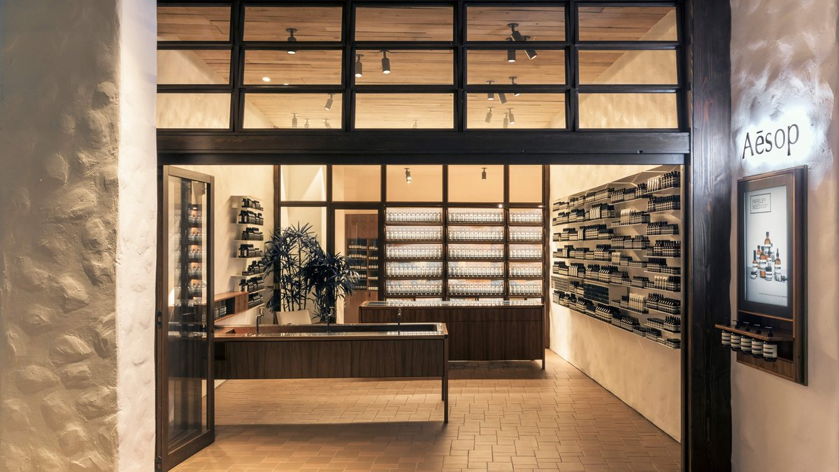 Introducing Aesop International Market place—a modernist retreat, of tropical character: https://t.co/7deYNQ8DC6 https://t.co/FI45aqU7yx
