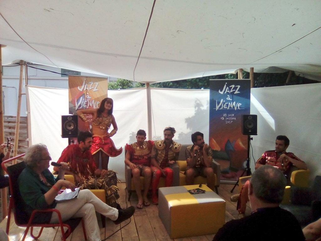 #JazzaVienne