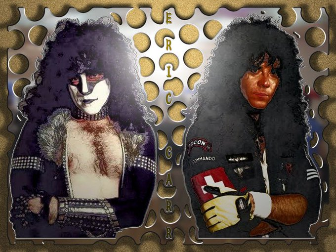 Happy Birthday Eric Carr ! 7 12