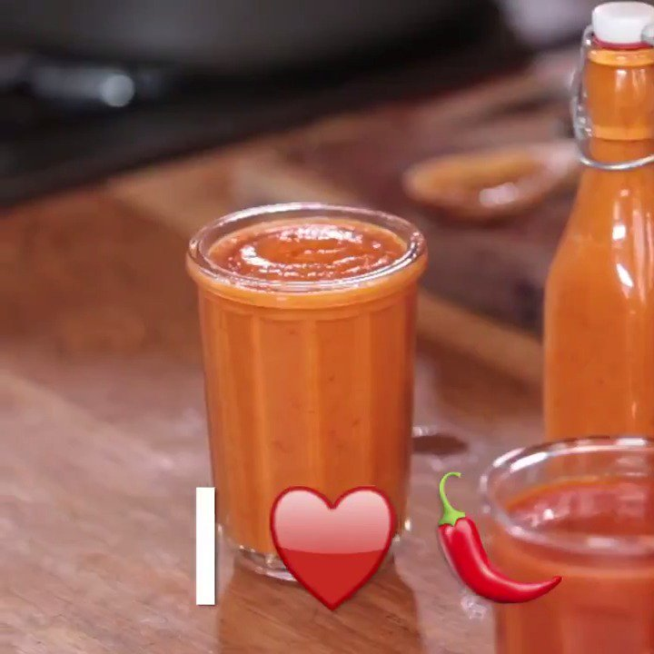 Chilli consumption is heating up in the UK! ???? This calls for Jamie's Chilli Sauce - how hot can you go? ???? https://t.co/nUBYc4EpjS