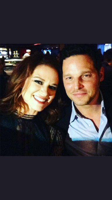 Happy birthday Justin Chambers         , be very happy