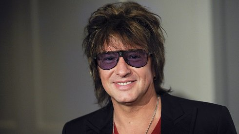 Happy birthday Richie Sambora (Bon Jovi) who is 58 today