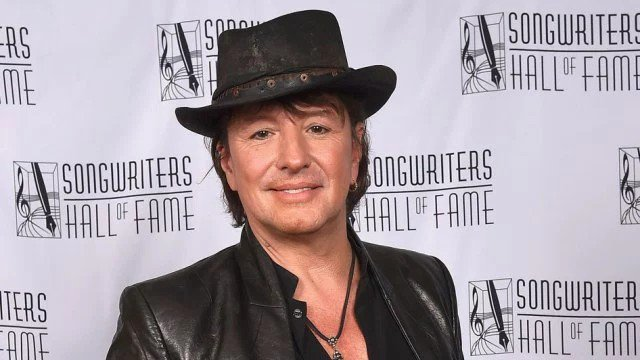 Happy birthday to Richie Sambora! (Bon Jovi)
