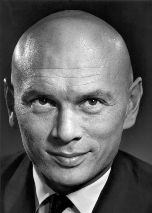 Happy Birthday Yul Brynner, Tab Hunter, Mindy Sterling, and E.B. White.
