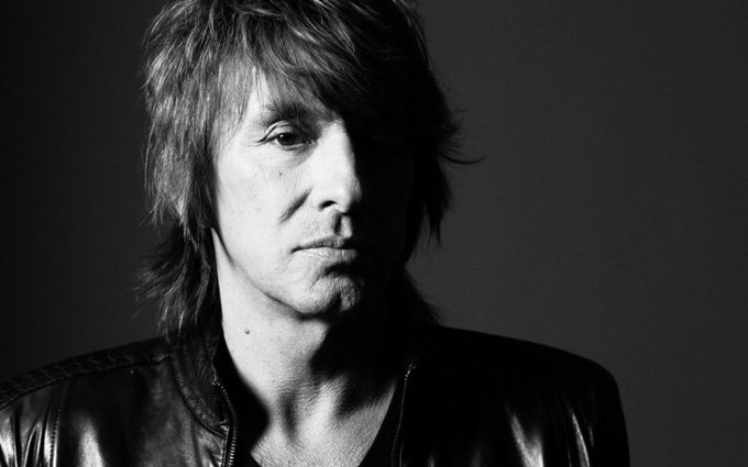 Happy Birthday to Richie Sambora who turns 58 today