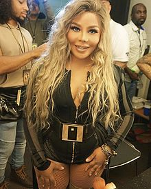Happy Birthday songstress who has sold over 15 million albums and 30 million singles worldwide, Lil Kim.