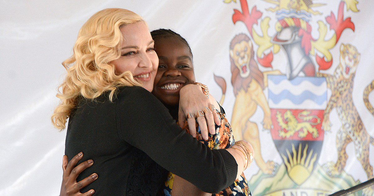 Madonna Celebrates Opening of Malawi Pediatric Surgery Center with Her Children: 'Never Give Up on Your Dreams'