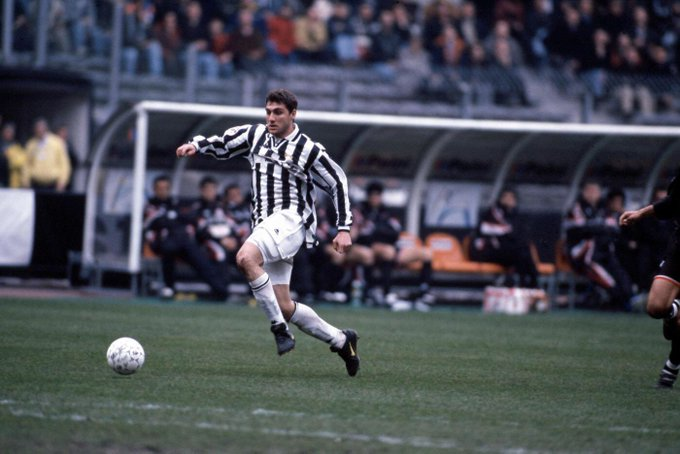 Happy birthday to former Juventus striker Christian Vieri, who turns 44 today.  Games: 37 Goals: 14 : 3