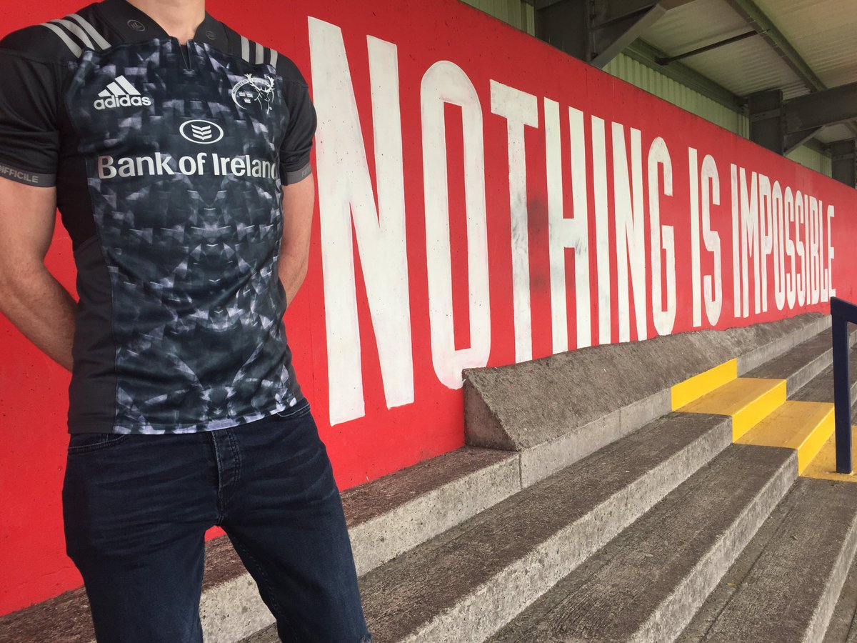 Our social creator Eoin O'Connell knows nothing is impossible for @Munsterrugby this year. #NextIsEverything https://t.co/JkW82Tpw2h