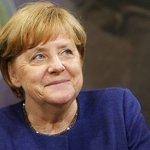 Merkel reiterates support for US-EU trade deal