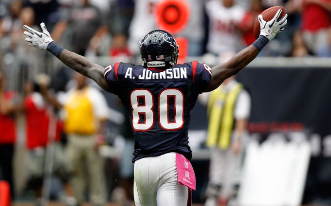 Happy 36th Birthday to legend Andre Johnson! Enjoy your retirement!