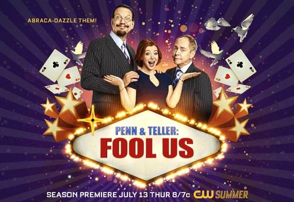 RT @cwcolumbus: Dont miss the season premiere of @CWPennandTeller THURSDAY at 8! @pennjillette @MrTeller https://t.co/y0vrd4o08I