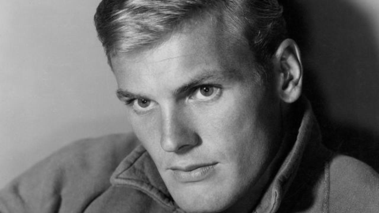 Happy birthday Tab Hunter, 86 today: Battle Cry, Damn Yankees! The Burning Hills, Saturday Island, Gunman\s Walk