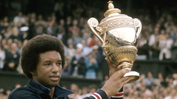 HAPPY BELATED BIRTHDAY ARTHUR ASHE! Rest In Power! July 10th a Barrier Breaking Man Was Born