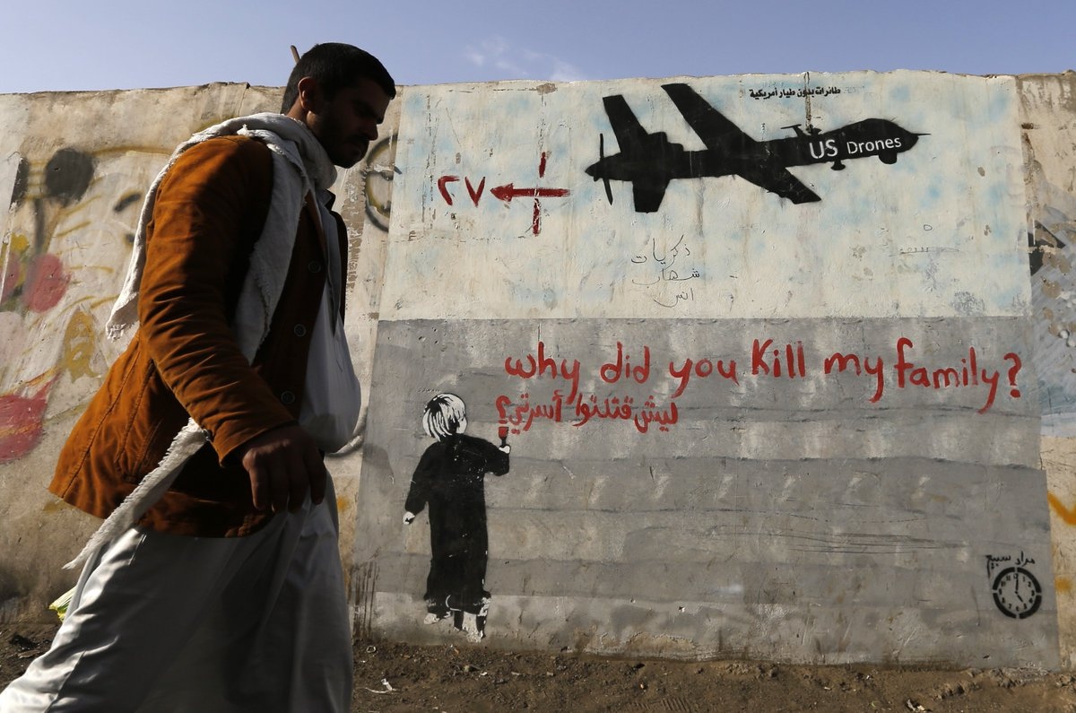 It's time to lift the lid on Britain's secret military drone strikes | Opinion
