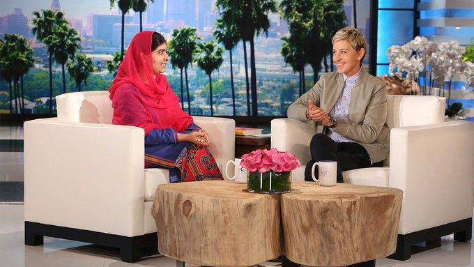 Today is Malala Day. Happy Birthday to the Incomparable Malala Yousafzai.