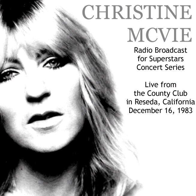 Happy Birthday Christine McVie Love you all!!