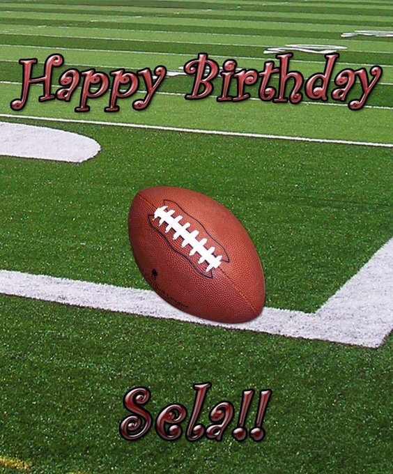 Sela Ward Hope you have a very happy birthday!