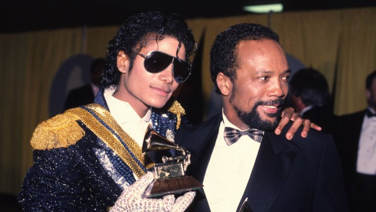 Quincy Jones faces off with Michael Jackson's company in jury trial
