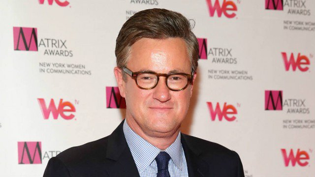 Joe Scarborough announces he's leaving Republican party: report https://t.co/v5R0VH9X5o https://t.co/y8IMm26oMz