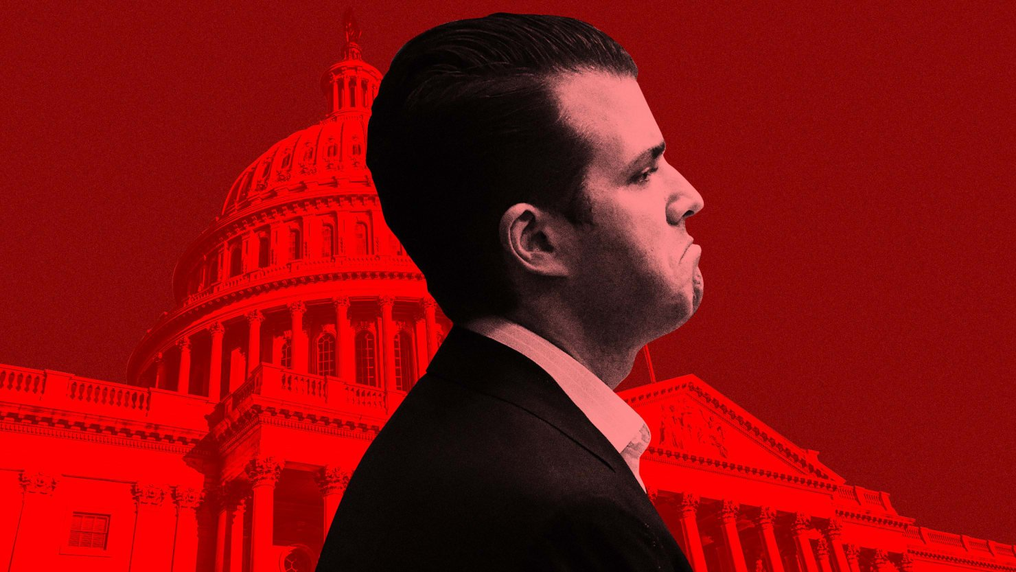 NEW: Don Jr.'s Russian connection has major ties to Kremlin spies. https://t.co/FjmzXGPEs4 https://t.co/ncqsPI93qH