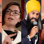NDP leadership contenders square off in Saskatoon on climate change