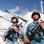 China sends troops to Djibouti for opening of military base