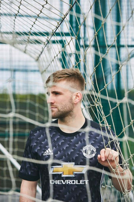 Happy 22nd Birthday, Luke Shaw!