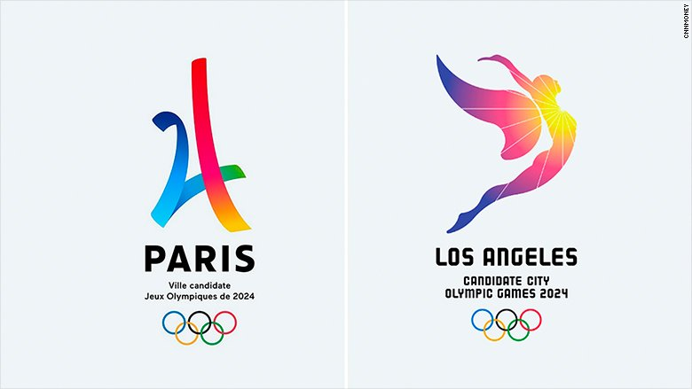 Paris and Los Angeles are poised to get the 2024 and 2028 Olympics