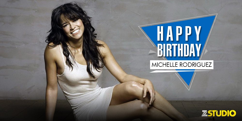 Here s wishing the Fast and Furious beauty, Michelle Rodriguez, a very happy birthday! Send in your wishes!