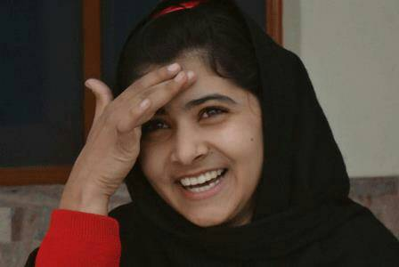 Happy Birthday to the youngest ever Noble Laurette Malala Yousafzai