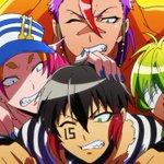 アニメ「ナンバカ」が、8/6(日)よりアニマックスで放送されます!毎週日曜24:00~25:00(2話連続放送)です!詳