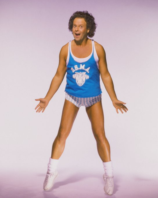 Happy Birthday to Richard Simmons who turns 69 today!