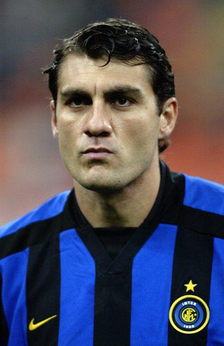 Happy birthday the legend football christian vieri