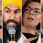 Carbon pricing, climate change policy addressed by NDP leadership candidates at Saskatoon debate
