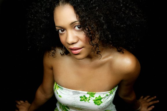 "HAPPY BIRTHDAY... TRACIE SPENCER! ""TENDER KISSES\""."