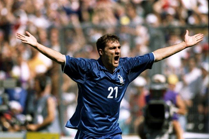 Happy Birthday, former striker Christian Vieri!     Which Vieri goals do you remember?