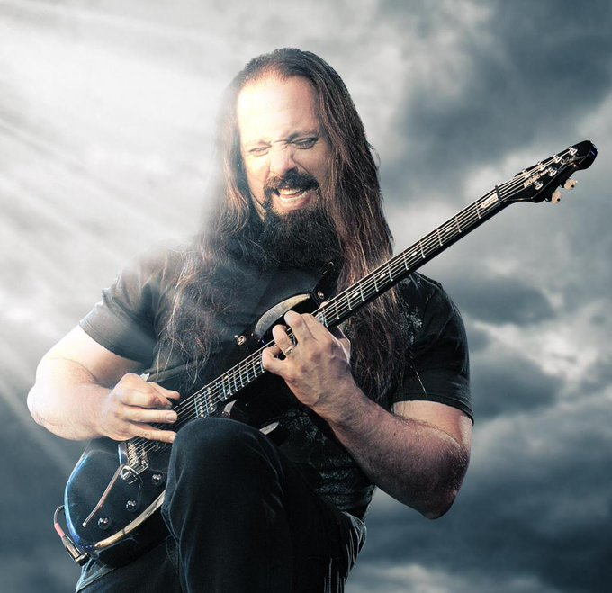 Today is a birthday of John Petrucci of !  Happy Birthday JP!