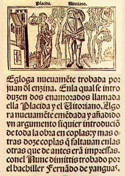 test Twitter Media - #TalDiaComoHoy de 1468 nació Juan del Encina, considerado por muchos como el padre del teatro castellano https://t.co/zXblV2sPRD https://t.co/0PNKABllFq
