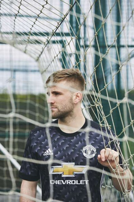 Happy Birthday Luke Shaw