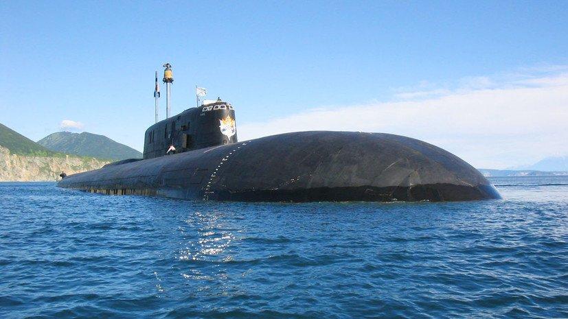 капитан подводной лодки ругается матом