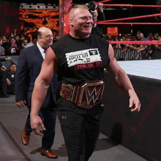 Happy Birthday, Brock Lesnar!