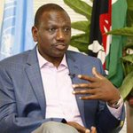 We are not interested in tenders, says DP Ruto