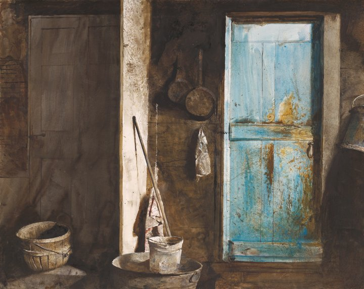 Andrew Wyeth at 100 and the Story Behind His Most Famous Painting