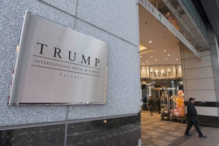 Security breach targets Trump hotels, Toronto and Vancouver among locations affected