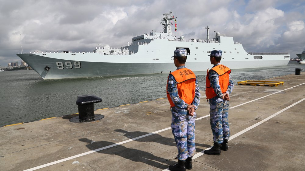 China to open first overseas military base in Djibouti