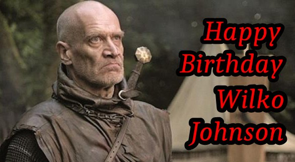 Happy 70th Birthday!! Wilko Johnson