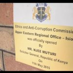 Marsabit County official suspected of trying to bribe an IEBC officer arrested