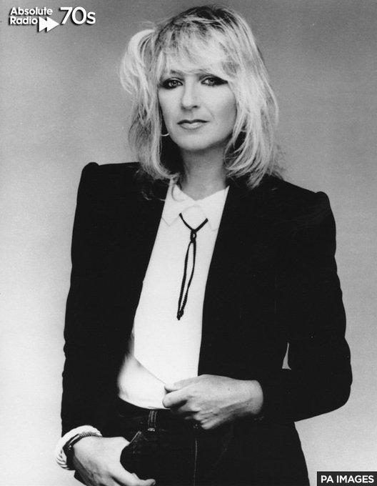Happy Birthday to the amazing Christine McVie. Any news on those dates?